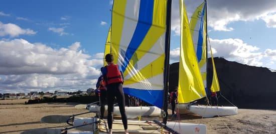 catamaran Asnelles